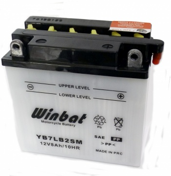 BATTERY MOTORCYCLE CB7L-B2-SM
