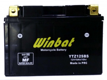 BATTERY MOTORCYCLE YTZ12S-BS